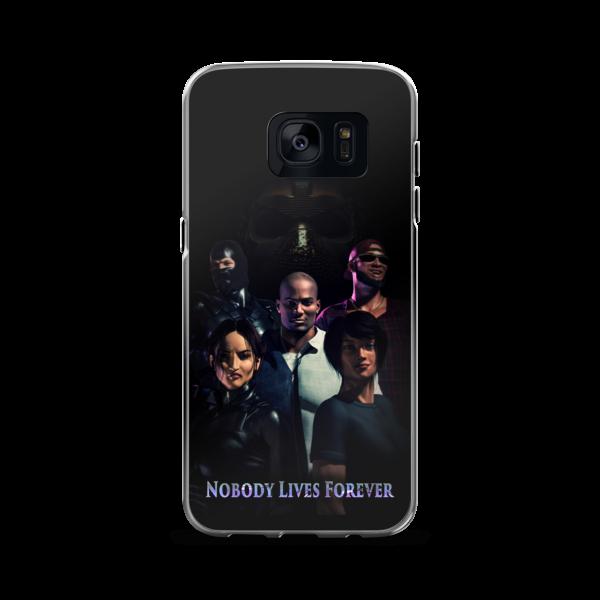 Nobody Lives Forever Samsung Case