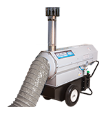 Dragon 3600 Mobile Furnace by Dri-Eaz (Special Order - 1 Business Day Lead Time Required)