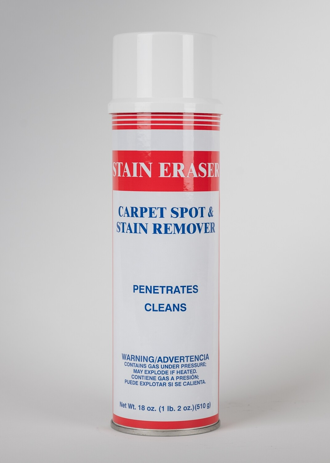 Stain Eraser - Carpet Spot & Stain Remover, 18oz. Can - by The Cleaner's Depot