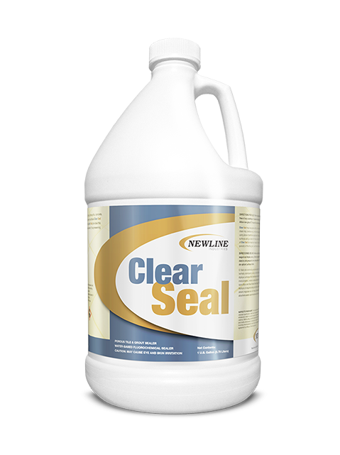 Clear Seal (Gallon) by Newline   Natural Stone and Grout Sealer