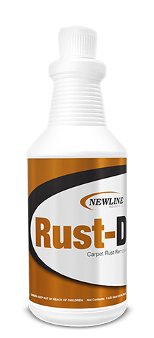 Rust-D (Quart) by Newline | Carpet Rust Stain Remover