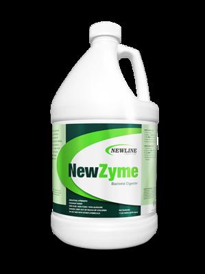 New Zyme (Gallon) by Newline | Enzymatic Odor Destroyer