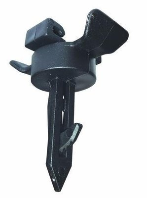 Poly Grid Clips for Dust Containment | 150 Pack