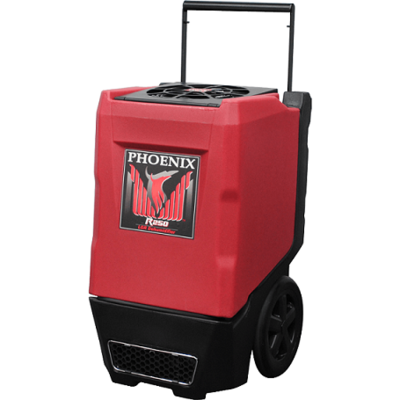 R250 LGR Dehumidifier by Phoenix Therma-Stor | RED