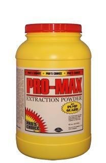 Pro-Max Extraction Powder (6 lb. Jar) by CTI Pro's Choice | Powdered Emulsifier