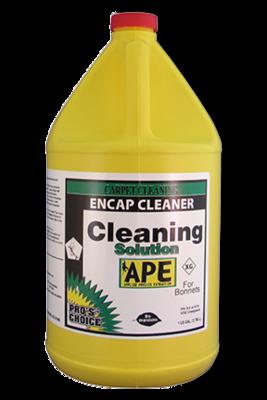 APE Solution (Gallon) by CTI Pro's Choice | Encapsulation Cleaner for Bonnets