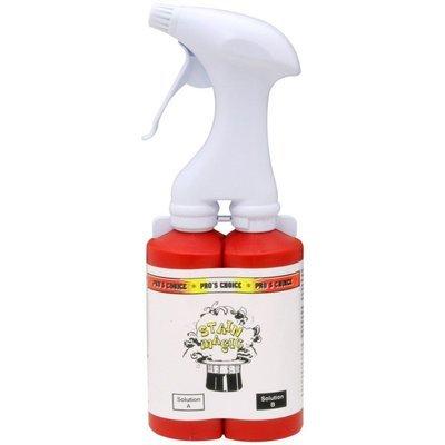 Stain Magic Dual Chamber Sprayer  (Empty) by CTI Pro's Choice | Empty Specialty Sprayer