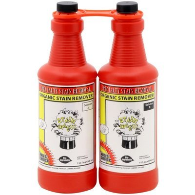 Stain Magic (Parts A&B Quart Set) by CTI Pro's Choice | Stain Remover