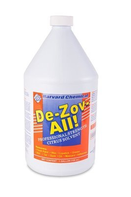 De-Zov-All (Gallon) by Harvard | Citrus Solvent