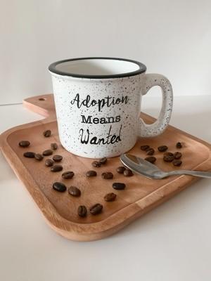 Adoption Mug