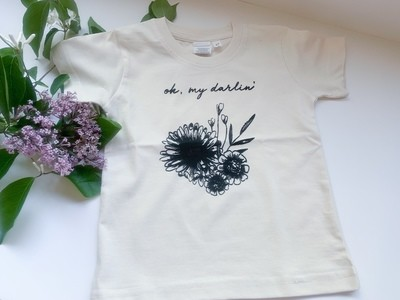 Oh My Darlin' Shirt - Kids (2t)
