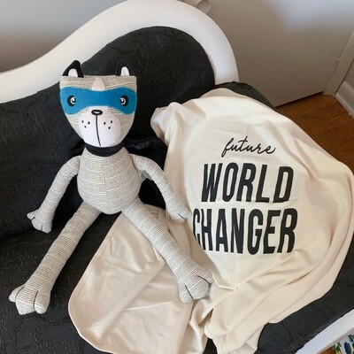 World Changer Blankets