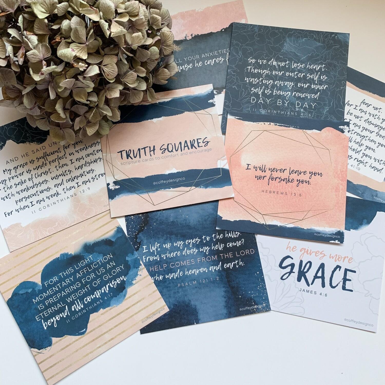 Encouragement Truth Squares
