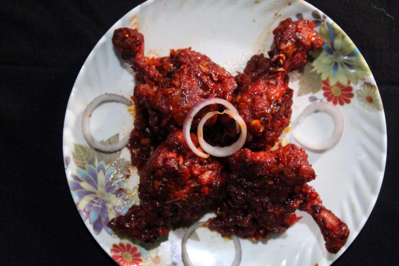 Chicken Lolipop - 4pcs