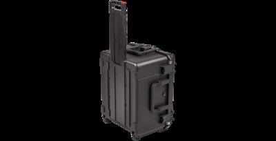 Mini-RocketBox Durable Rolling Case