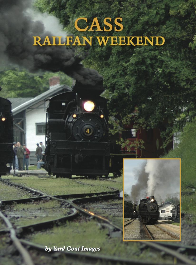 Cass Railfan Weekend 1318