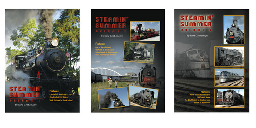 Steamin' Summer Combo (Volumes 1-3)