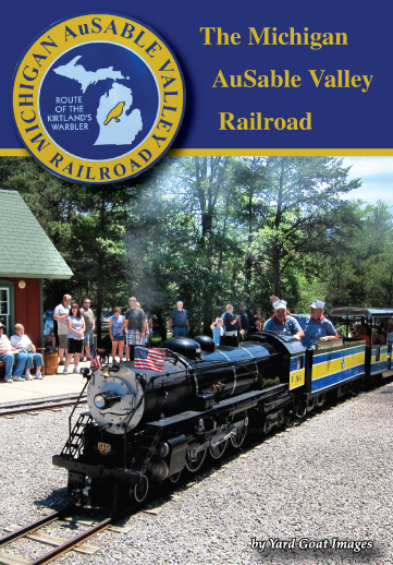 The Michigan AuSable Valley Railroad
