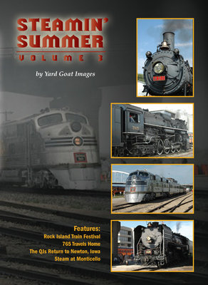 Steamin' Summer - Volume 3