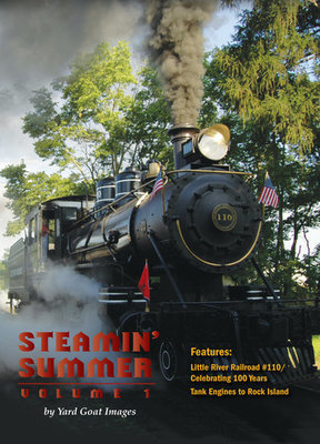 Steamin' Summer - Volume 1