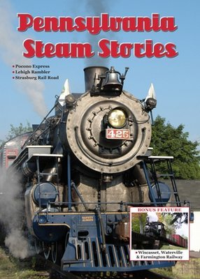 Pennsylvania Steam Stories