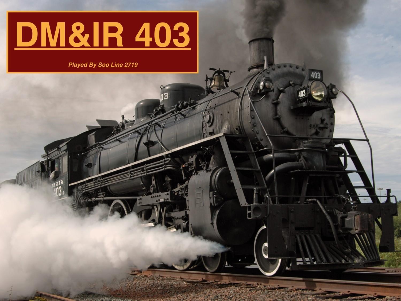 DM&IR 403