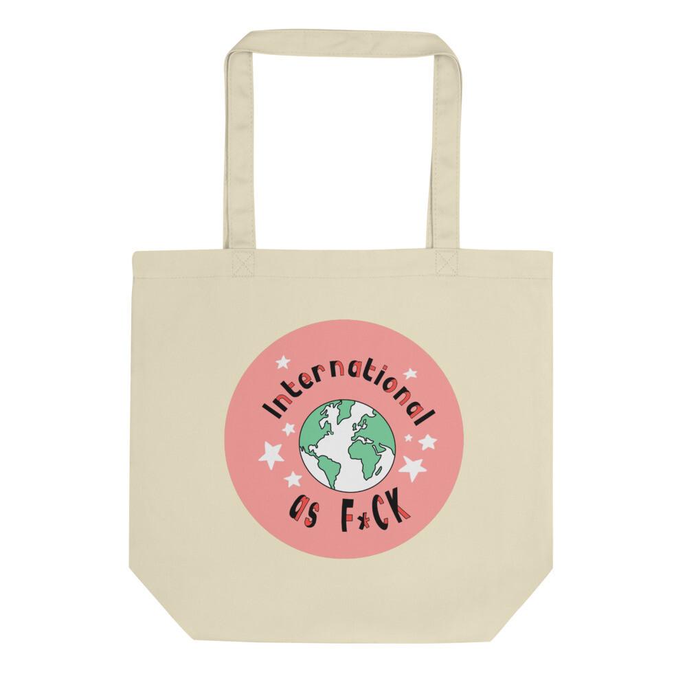Feminist as F*ck Organic Cotton Tote