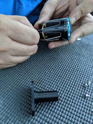 Rotor Install Tool