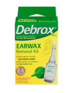 Debrox Earwax Removal Aid 00086