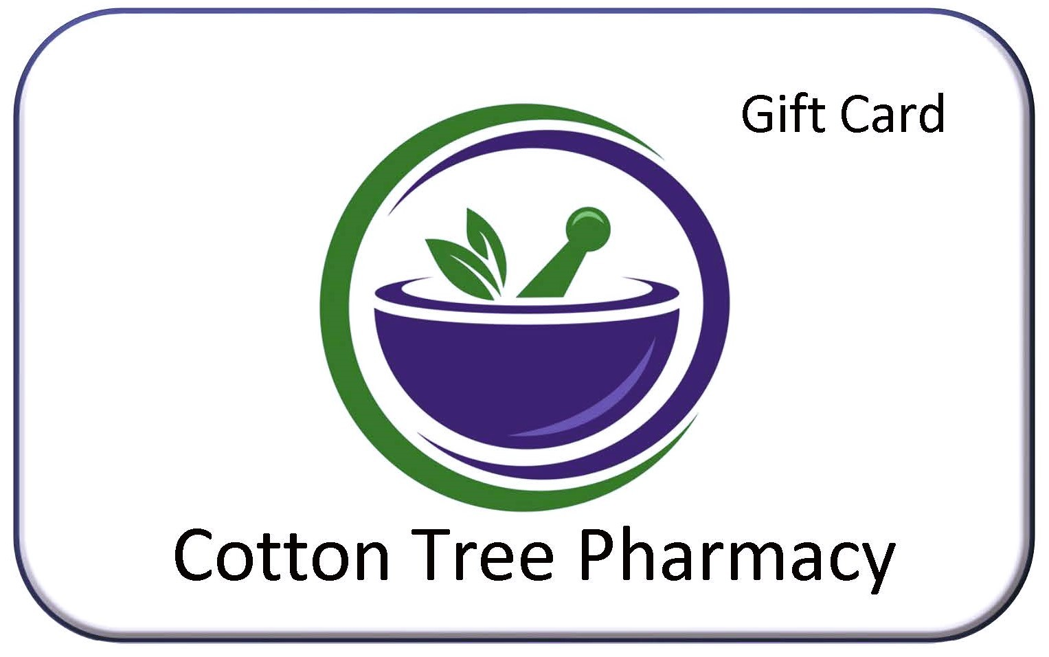 Cotton Tree Gift Card 00177