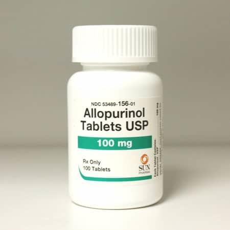 Allopurinol 00209