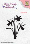 Daffodils Clear Stamp