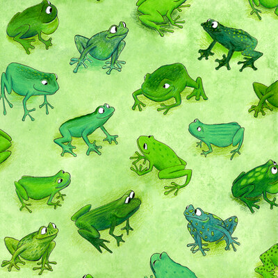 Friendly Frogs