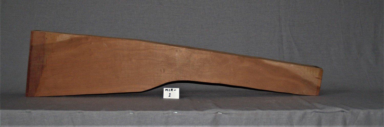 Black Cherry Modern Custom Rifle Blank