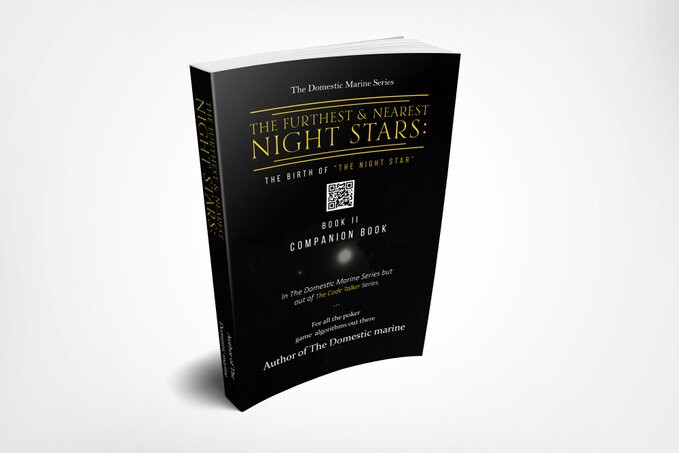 "Book entitled: The Furthest & Nearest ""Night Stars:"" Before The Birth of ""The Night Star."" Free download when available."