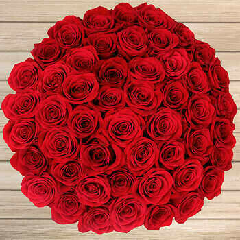 Red roses Bouquet 150