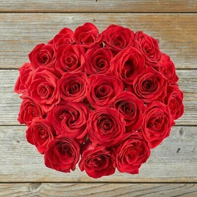 Red roses Bouquet 50