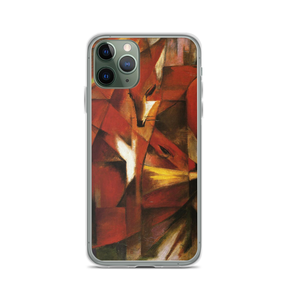 Foxes - iPhone Case