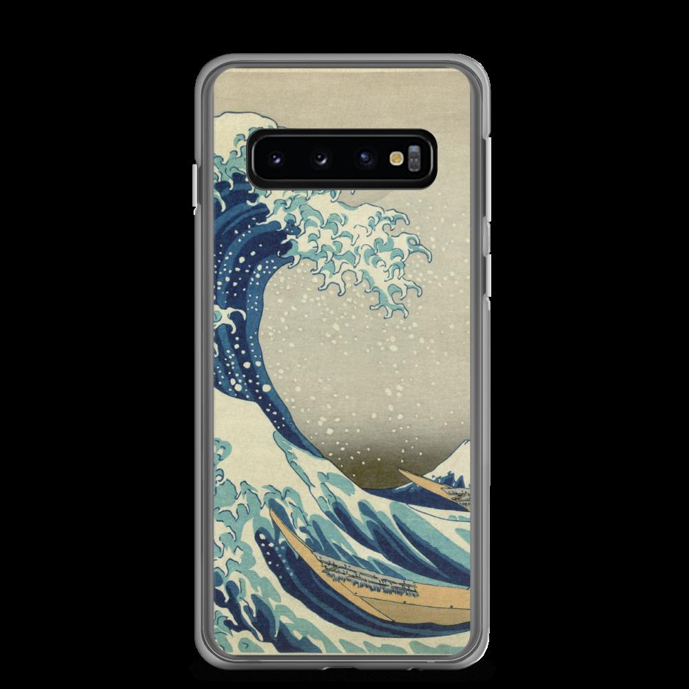 The Great Wave Off Kanagawa - Samsung Case