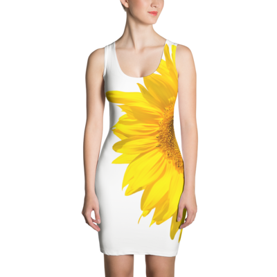 Sunflower - Bodycon Dress