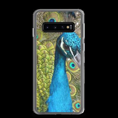 Peacock Bird - Samsung Case