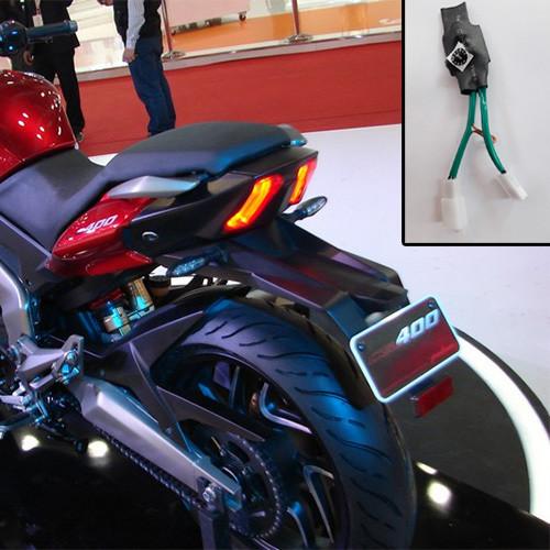 Tail Light Flasher for Bajaj Dominar 400