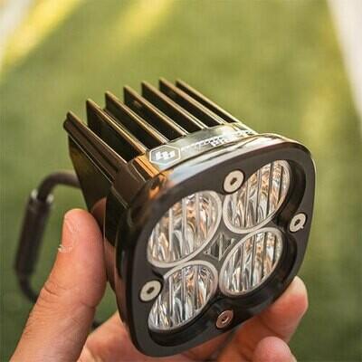 High Power 4 LED Auxiliary Rally Light 60 Watts Each (Set of 2)