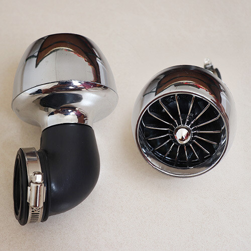 Turbine Air Filter for Bike & Car - T2