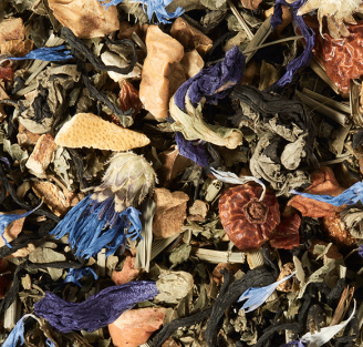 BLAUWE THEE blueberry herbal