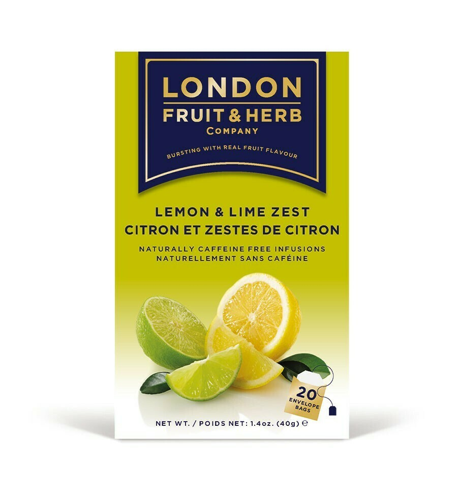 Lemon & Lime Zest