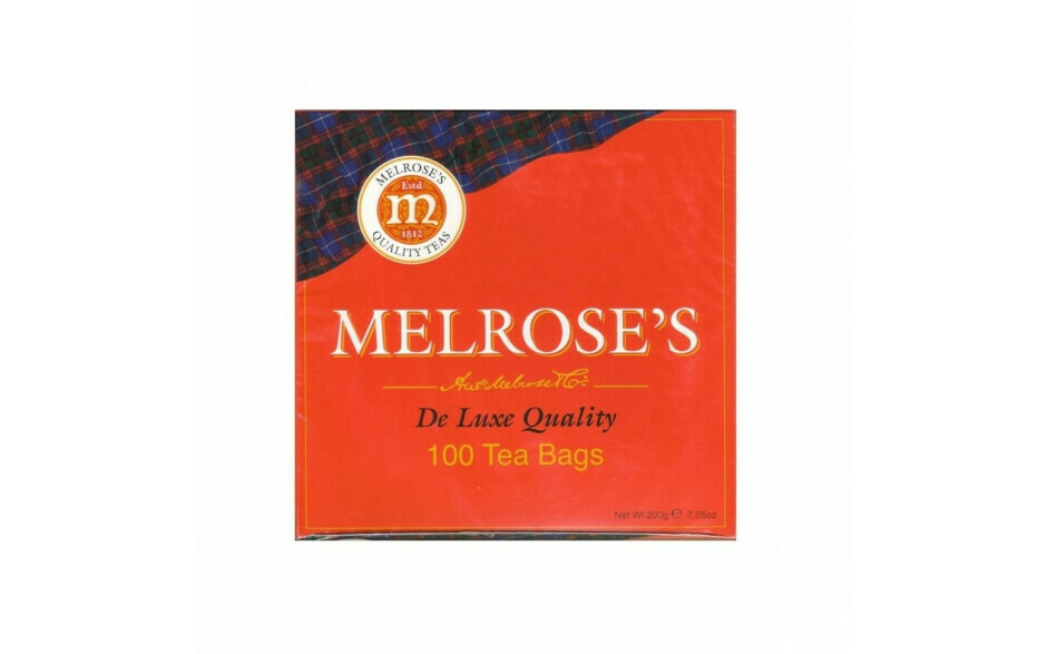 Melrose's tea