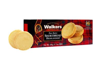 Walkers Shortbread highlanders 135 gr