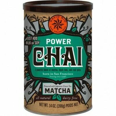 Power matcha