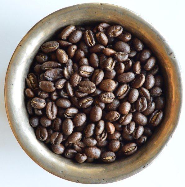 ETHIOPIAN YIRGACHEFFE PEABERRY Speciality coffee 125 GR
